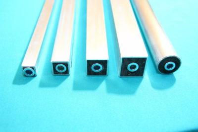 Брусок базовый алюминиевый 20 мм для точилки Строгова