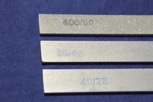Алмазные бруски маркировка