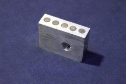 Блок магнитов для заточной системы Строгова