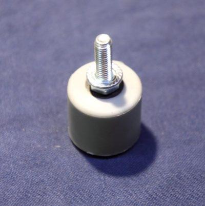 Ручка к брускам бланкам полимерная