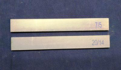Алмазные бруски двусторонние Полировочные