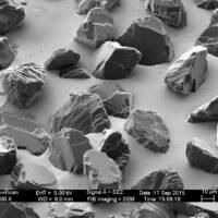 Алмазы микроскоп